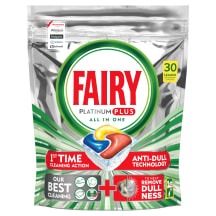 Ind. kaps. FAIRY PLATINUM PLUS LEMON, 30vnt.