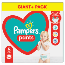 Püksmähkmed Pampers GP+ S5 9-15kg 66tk