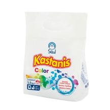 Veļas pulveris Kastanis Color 1,5kg