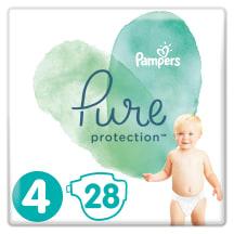 Autiņbiksītes Pampers Pure S4 VP 28gab