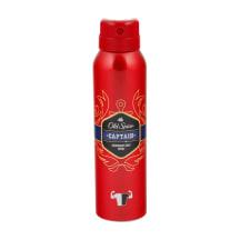 Spreideodorant Old Spice Captain 150ml