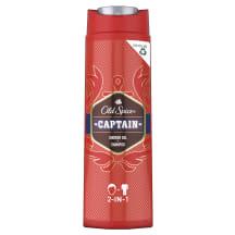 Dušas želeja/šampūns Old Spice Captain 400ml