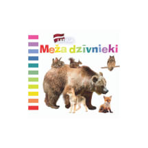Meža dzīvnieki. Latvija