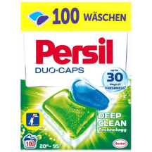 Veļas mazg.kaps.Persil Duo Regular 100gb