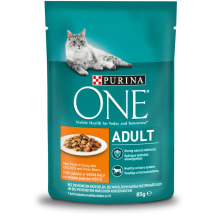 Barība kaķiem One Adult vista 85g