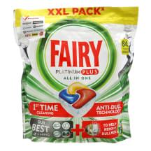 Tr.mazg.maš.kaps.Fairy Platinum 84gb
