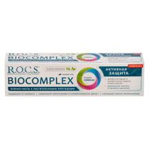 Zobu pasta Rocs Biocomplex 94g