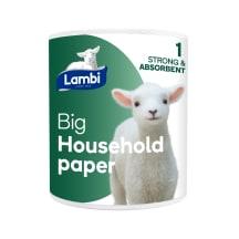 Popierinių rankšluosčių Lambi BIG