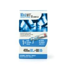 Granulas Magvit B6 Complex 400g, 20 paciņas