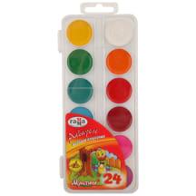 Akvareļkrāsas Gamma Multiki 24.kr.