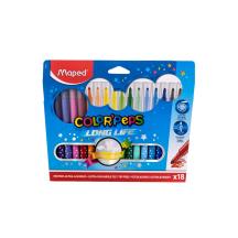 Viltpliiats ColorPeps Long Life 18 tükki