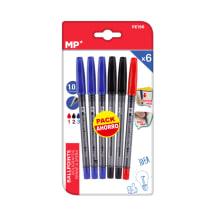 Lodīšu pildspalvas, 3 krāsas
