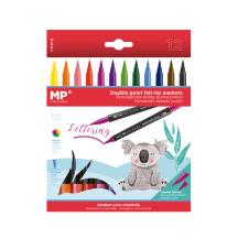 Fleece pildspalvas 12 krāsās Double