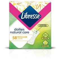Ikd. ieliktnīši Libresse Natural Normal 58gb.