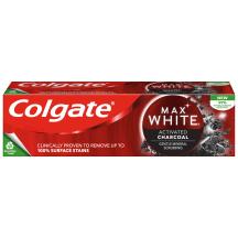 Hambapasta Colgate Max White Charc. 75 ml