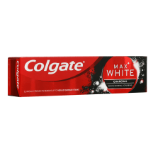 Dantų pasta COLGATE MAX WHITE CHARCOAL, 75 ml