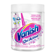 Traipu tīr.līdz. Vanish Oxi Action White 470g