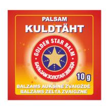 Palsam Golden Star 10g