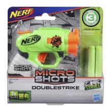 Rotaļlieta pistole microshots NERF