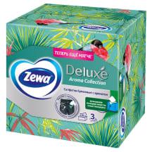 Salvrätikud Zewa Deluxe Aroma 3k 60tk