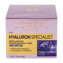 Päevakreem L'oreal Hyaluron Spec. 50ml