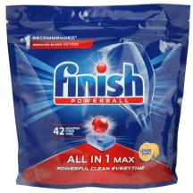 Indapl.tabl. Finish All in 1 Max Lemon 42vnt.