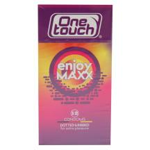 Prezervatyvai One Touch Enjoy Maxx 12 vnt.