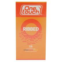 Prezervatīvi One Touch Ribbed 12 gab.