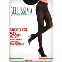 N.sukkpüks.Bellissima Micro 50 nero 6XXL