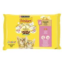 Ėdalas katėms Friskies Junior 4x85g