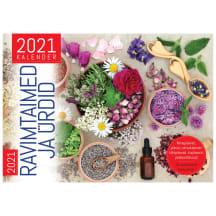 Ravimtaimed ja ürdid kalender (Autor Kirjastu