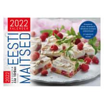 Eesti Maitsed kalender (Autor Kirjastus)