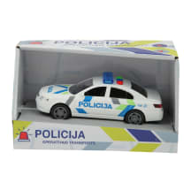 LV policijas ar skaņām un gaismām