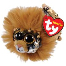 Mänguloom TY Regal lõvi litritega 9cm