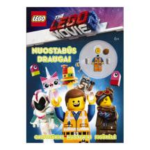 Knyga LEGO FILMAS 2. NUOSTABŪS DRAUGAI