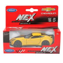 Rotaļlieta Welly Auto modelis1:34-39