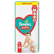 Sauskelnės PAMPERS PANTS JP 4+ dyd., 50vnt.