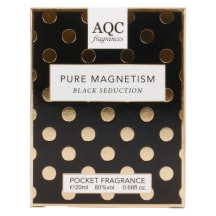 Tualettvesi Pure Magnetism Black  20ml
