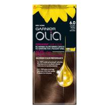 Plaukų dažai GARNIER OLIA 6.0 Light Brown