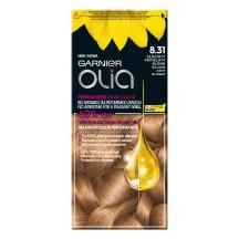 Matu krāsa Olia 8.31 Golden Ashy Blonde