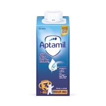 Piena formula Aptamil 3, no 1 gada 200ml