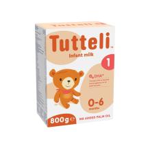 Pieno mišinys Tutteli 1,nuo gimimo,800g