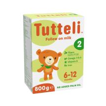 Pieno mišinys Tutteli 2, nuo 6mėn., 800g