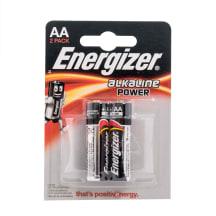 Patarei Energizer Alkaline Power AA 2tk