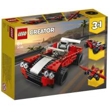 Mängukomplekt Lego Creator Sport Car