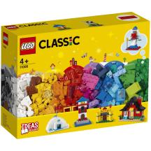 Mängukomplekt Klotsid ja majad Lego