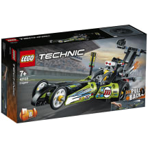 Mängukomplekt Kiirendusauto Lego