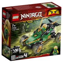 Džiunglių plėšikas LEGO NINJAGO 71700