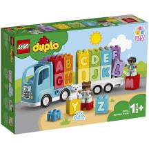Mängukomplekt Tähestikauto Lego