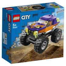 Sunkvežimis monstras LEGO CITY 60251